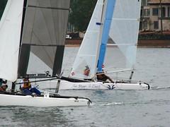DSC04305 (Green Room Graphics) Tags: sailing southcarolina catamaran carolina sailboats seneca oconee keowee lakekeowee