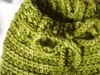 Crocheted Wool Soaker (med)