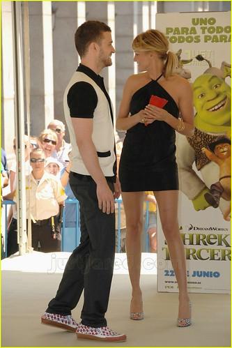 Cameron Diaz y Justin Timberlake