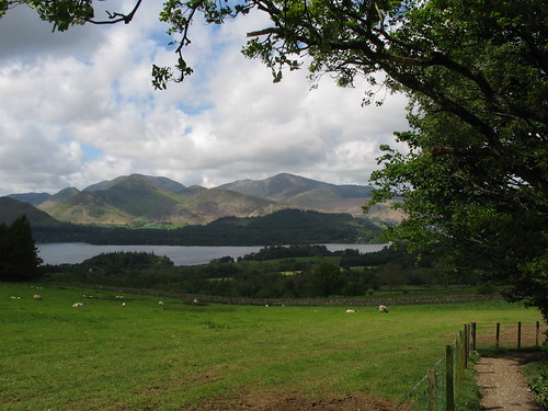 Kate's hike near Keswick