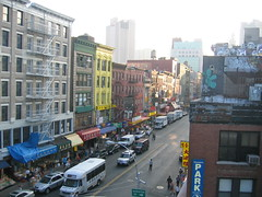 Chinatown - Seen from the Manhattan Bridge by AmandaB3, on Flickr