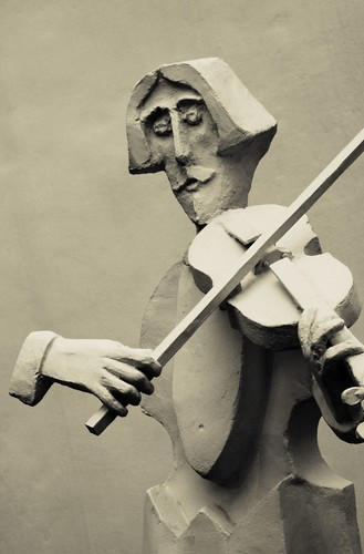 Virtuoso's Violinist