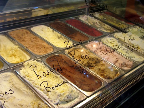 Bi-Rite Creamery Flavors