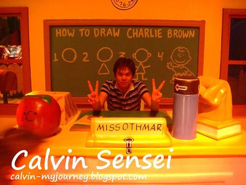 Calvin Sensei