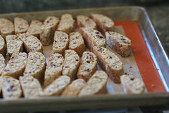 WW Walnut-Cran Biscotti cooked once
