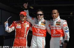 GP Italia - Clasificación