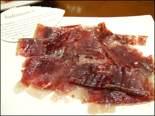 Jaminisimo (Barcelona, Spain) - Salamanca Bellato Iberian ham