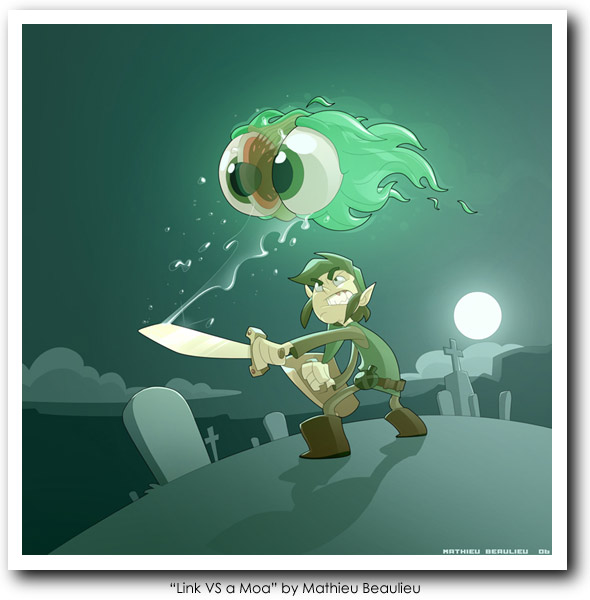 Link (Legend of Zelda) Art 16