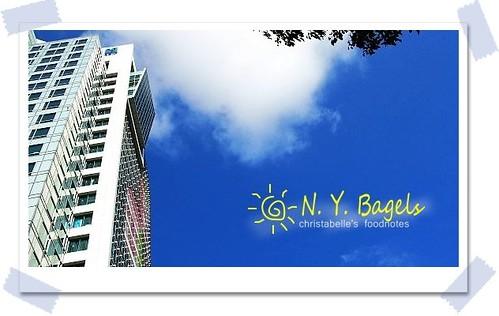 NY Bagel 刊頭