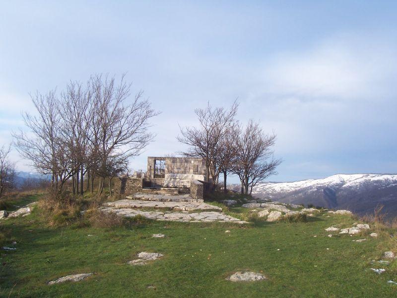 Immagine - mausoleo Malaparte