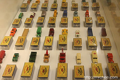 Toy Museum // Matchbox car collection (MrChee) Tags: cute museum toy singapore mint awsome emint