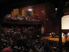 The 2007 Ig Nobels get started