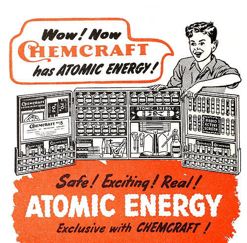 Chemcraft Atomic Energy