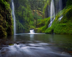 Springtime in the gorge... (Jesse Estes) Tags: oregon waterfalls columbiarivergorge jesseestesphotography
