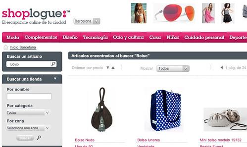 Las tiendas de moda y complementos de tu ciudad Shoplogue.com