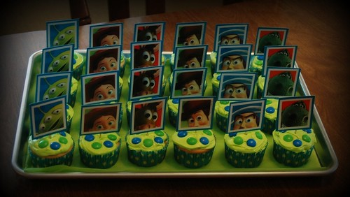 toy story cupcakes (3)