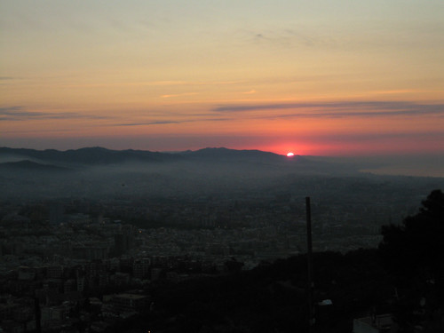amanecer de San Juan