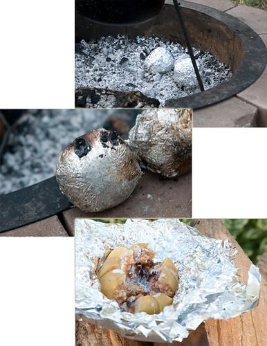 Hot Ember Apples