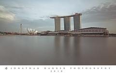 Newest Old (draken413o) Tags: sunset cloud color vintage bay long exposure sands singapor nd110 emarina