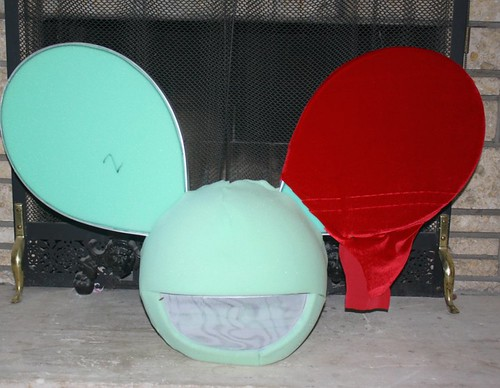 deadmau5 head 1 - Deadmau5 Halloween Head
