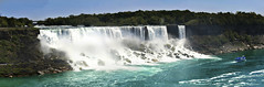 Niagara Falls USA (Sal Virji (Sal's Marine) on / off) Tags: usa canada nature water canon landscape niagarafalls award falls waterfalls flicker horseshoefalls 400d