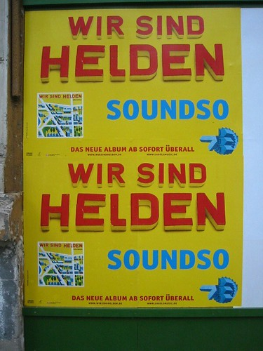 Soundso Poster