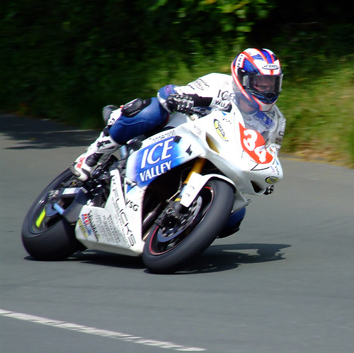 No 34 -Ice Valley Senior TT - Ginger Hall