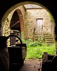 Wortley Top Forge (Roger B.) Tags: building industry geotagged arch barnsley southyorkshire industrialarchaeology gradeilistedbuilding wortleytopforge geo:lat=53494684 geo:lon=1557741