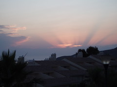 Damian tries to photo sunset :) 2 (love_marmite) Tags: lamanga