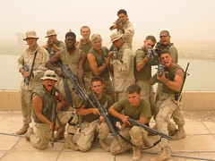 15MEU LAAD (niclazo) Tags: interesting war iraq middleeast hardcore warriors marines popular euphrates helpers bakersdozen dirtydozen laad 15thmeu annasiriyah worldtravelers thelaadcrew addandrelief