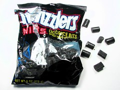 Twizzlers nibs