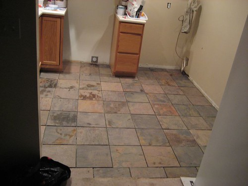 Kitchen Floor 1