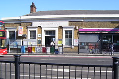 Picture of New Cross Gate Station