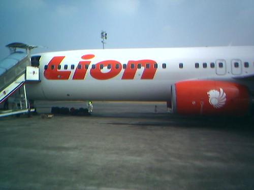 Lion 737-900 ER