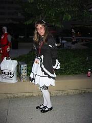 EGL Cross (blueZhift) Tags: cosplay crossdressing lolita otakon egl 2007 animeconvention crossplay brolita