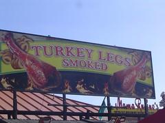 Yeah - Turkey Legs