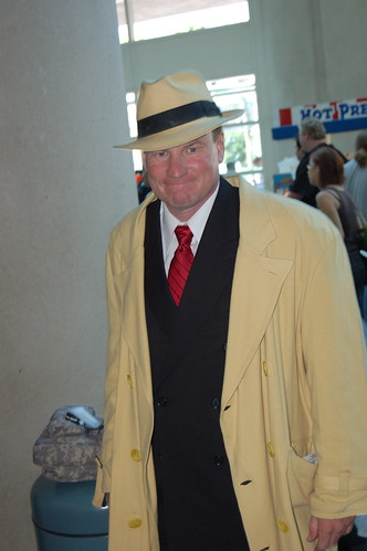 Comic Con 2007: Dick Tracy