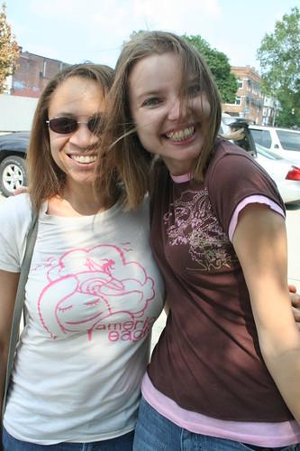 Ronni & Angie