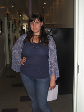 Kim wearing Convertible
