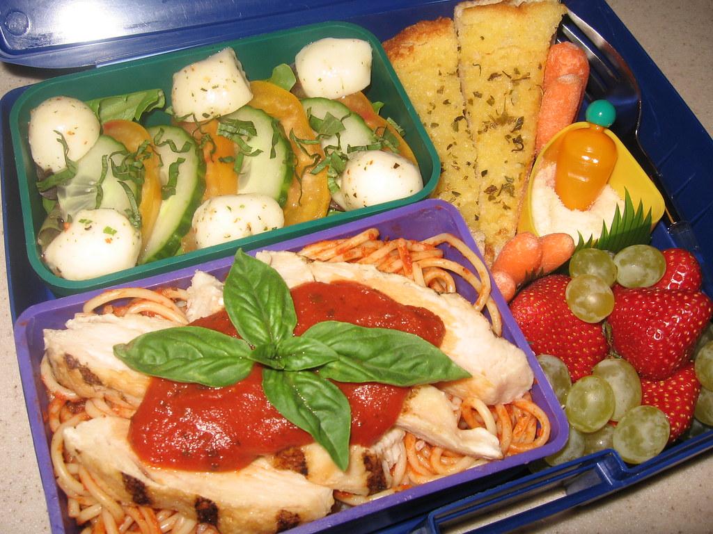 Spaghetti Bento
