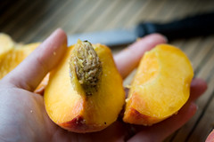 How to Make Nice Peach Slices, 6