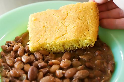 porch beans cornbread 112