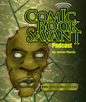 Comic Book Savant Logo