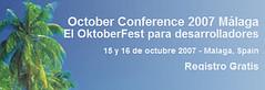 October Conference 2007 Málaga