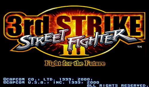 SFIII: 3rd Strike Una pelea muy buena