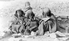 Hunza, Girls-1930 (Aejaz Karim) Tags: pakistan hunza gilgit