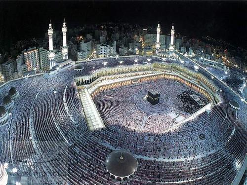 مساجد لها تاريخ ][ المسجد الحرم ][ 1270150557_319c252ab