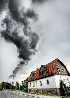 A Nuclear Plant in a Small German Town