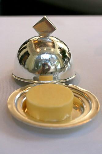 Butter...