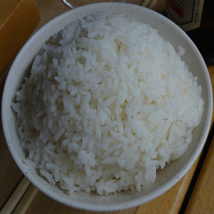 Reis - Vom Grundnahrungsmittel zum Luxusgut? CC. claudecf/FlickR